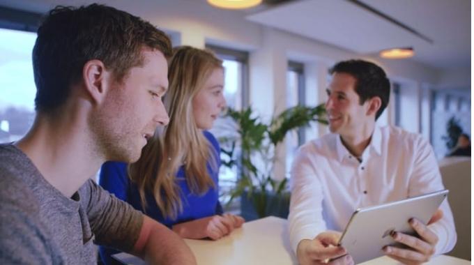 Arbeitsalltag eines digitalen Produktmanagers