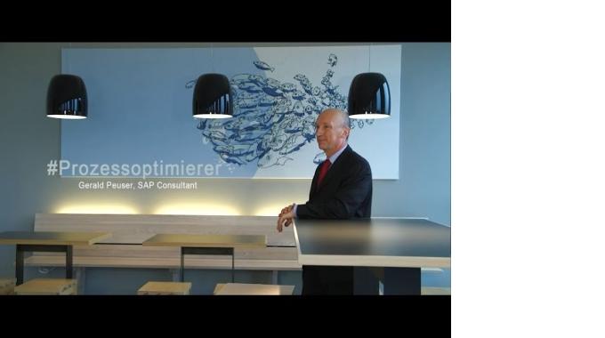 #MeineSAPKarriere: Gerald Peuser über seine Aufgaben als Berater und neueste SAP-...