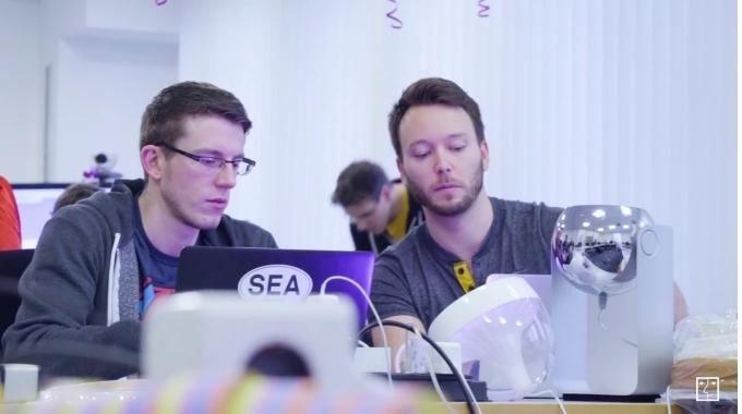 iterathon - Der Hackathon bei iteratec