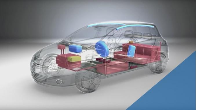 e-SolCar - Der rollende Stromspeicher
