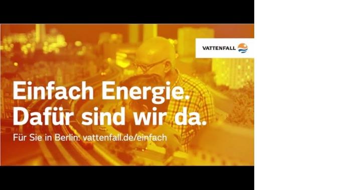Einfach Energie. - Dafür sind wir da.