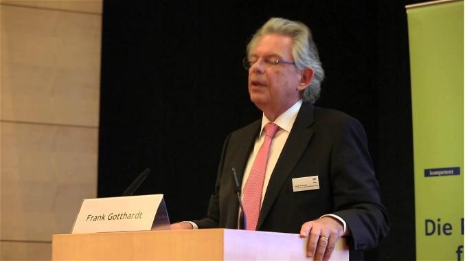 """""""Health 2.0 - Chance für distruptive Innovationen im Gesundheitswesen?"""" - F. Gotthardt (..."""