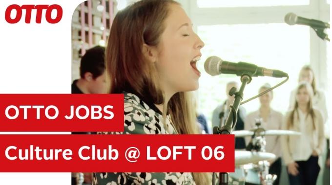 Culture Club @ Loft 06 – kreative & inspirierende Mittagspause für Mitarbeiter | OTTO ...