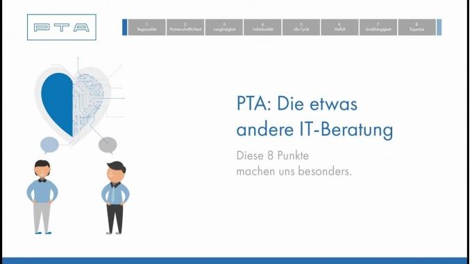 PTA. Die etwas andere IT-Beratung