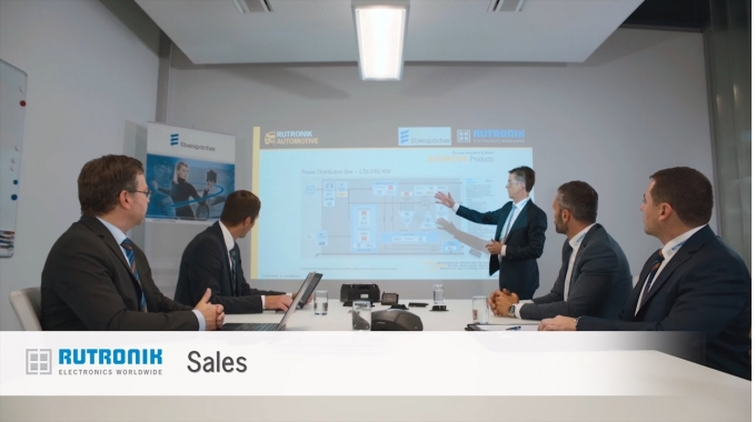Sales - Global supply and comprehensive support