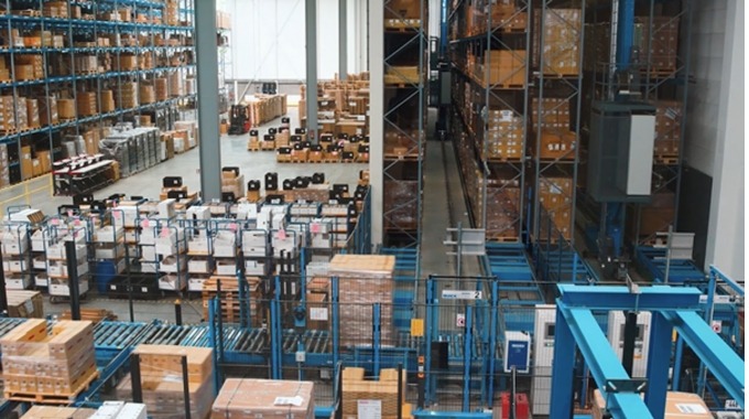 Logistics - Tailored logistics systems