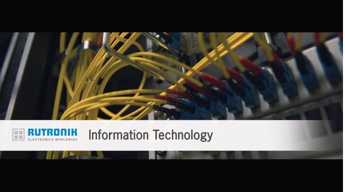 Information Technology as a strategic department at Rutronik
