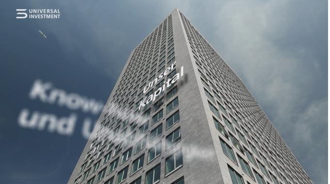Universal-Investment Unternehmensvideo