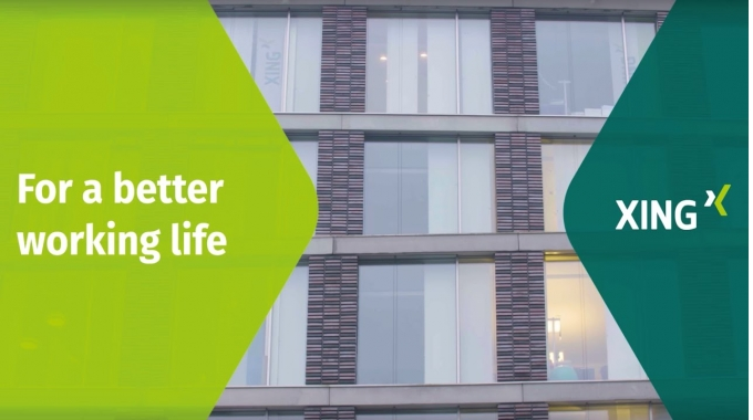 XING als Arbeitgeber - For a better working life