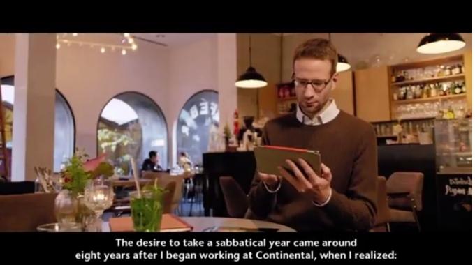 Future Work@Continental: Flexible Arbeitsbedingungen in Deutschland