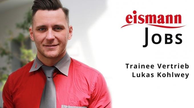 eismann Trainee Lukas Kohlwey | eismannjobs