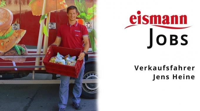 Der Tag von eismann Verkaufsfahrer Jens Heine | eismannjobs