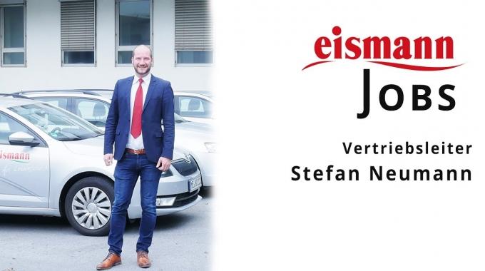 eismann Trainee Stefan Neumann | eismannjobs
