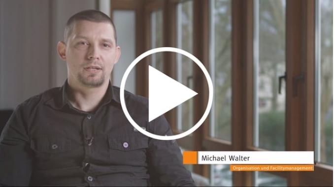 Karriere Webseite - Michael Walter