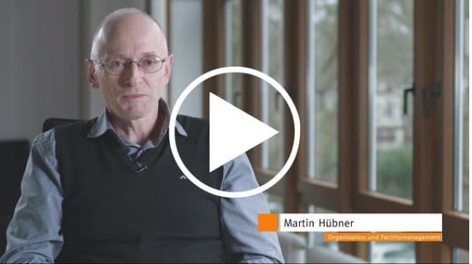 Karriere Webseite - Martin Hübner