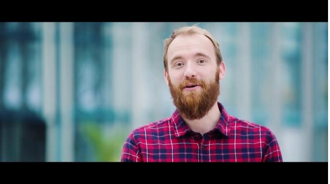 Hinter den Kulissen der Fonds Finanz: Web Developer Martin Bassus