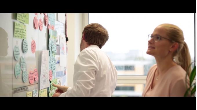 Hinter den Kulissen der Fonds Finanz: Teamleitung Bankprodukte