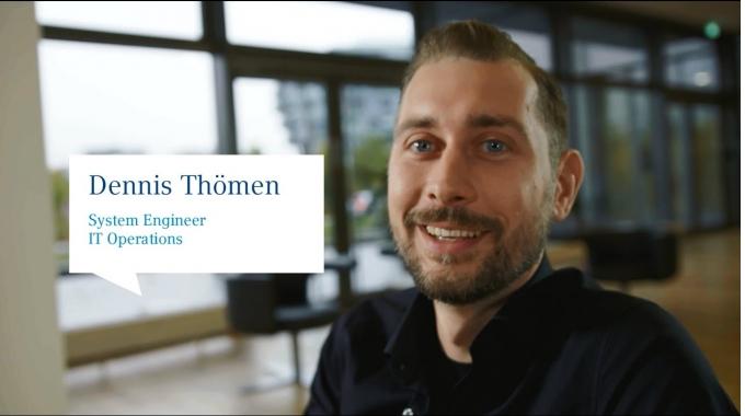 Dennis Thömen, System Engineer