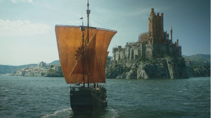 Game of Thrones, Season 6 - VFX Breakdown