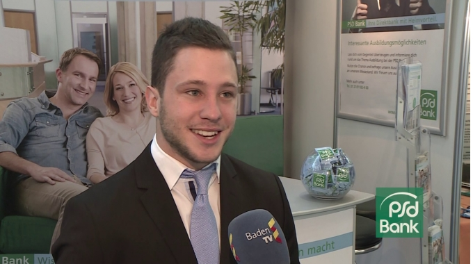 Ausbildung bei der PSD Bank Karlsruhe-Neustadt eG