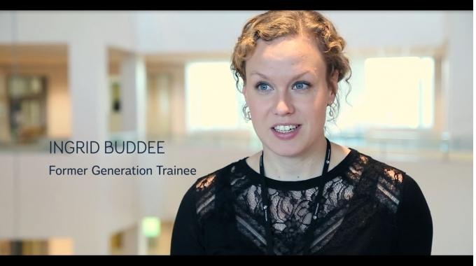 Vattenfall International Trainee Programme - Trainee Generation Testimonial