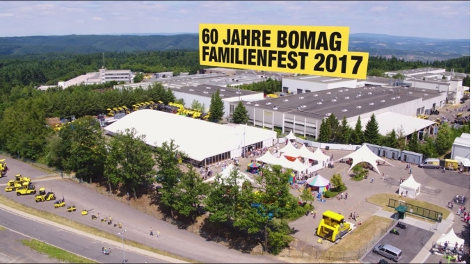 BOMAG Familienfest 2017