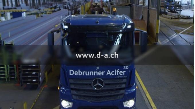 Debrunner Acifer AG - Alles aus einer Hand