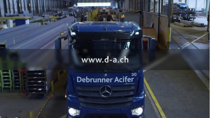 Debrunner Acifer SA - Tout sous le même toit