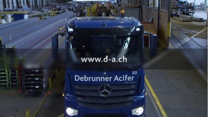 Debrunner Acifer AG - Un unico fornitore per tutte le esigenze