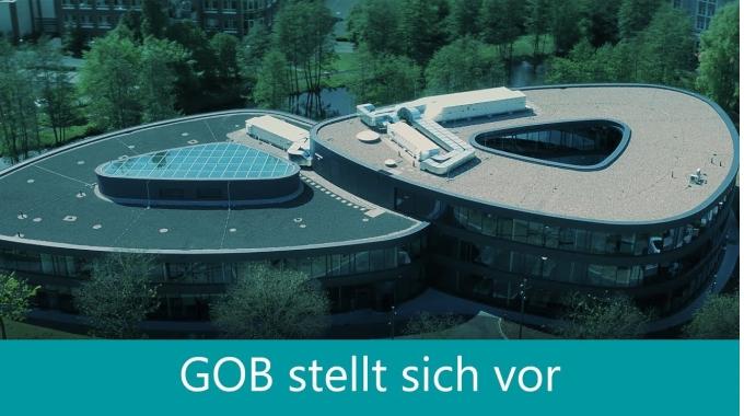 Unternehmensvideo: Die GOB - Immer eine Idee besser