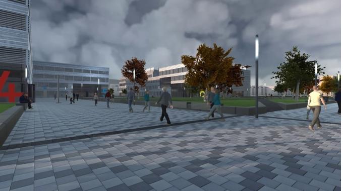 Making of Virtual Campus | HSD