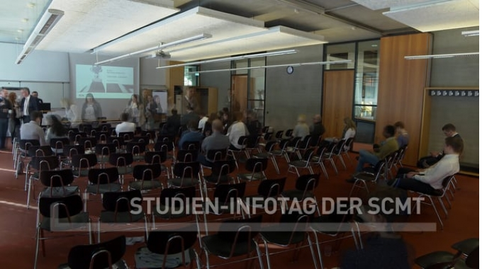 Studien-Infotag des Steinbeis Center of Management and Technology