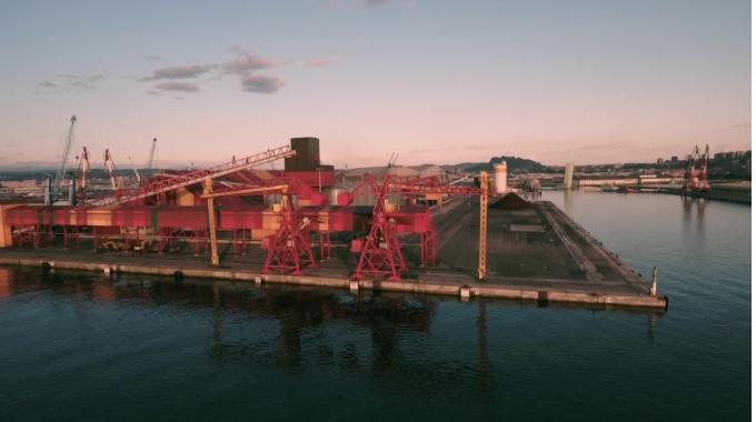 Bühler Grain Logistics at TASA port of Santander