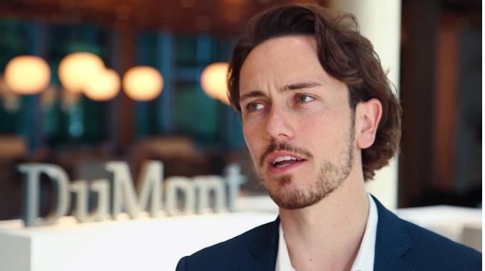 DuMont Mitarbeiter, Philipp Krumme, Trainee Medienmanagement