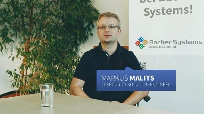 Bacher Systems Karrierepfade: Expertenkarriere IT-Security