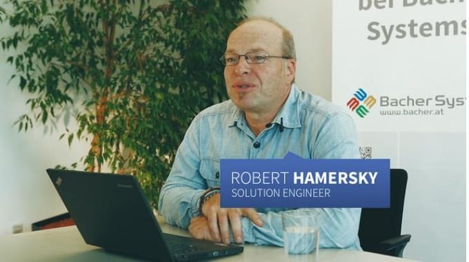Bacher Systems Karrierepfade: Expertenkarriere IT-Infrastructure