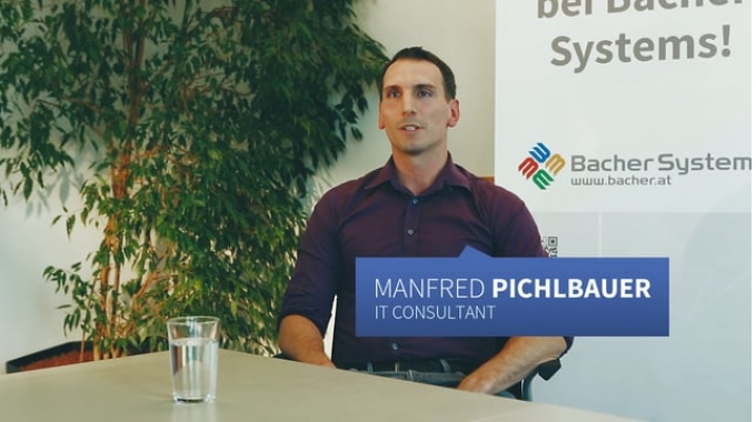 Bacher Systems Karrierepfade: IT-Consultingkarriere