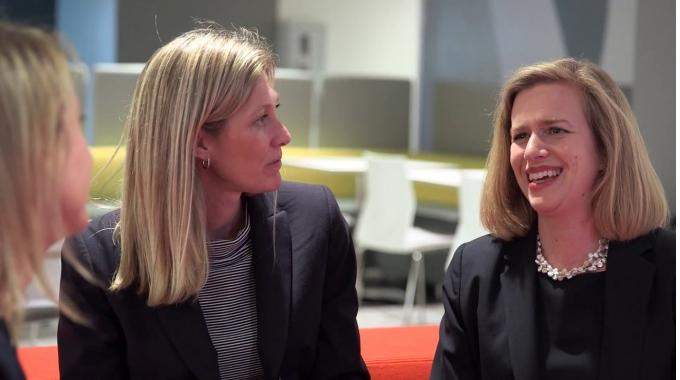 Credit Suisse Real Returns: We Help People Restart their Careers
