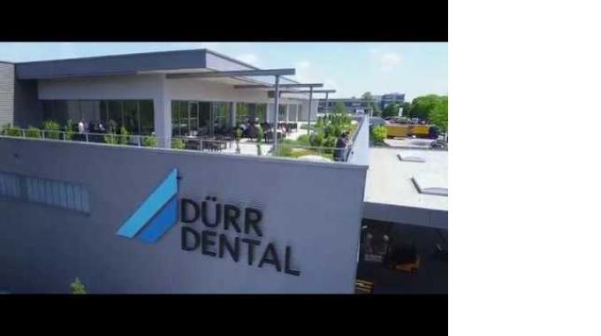 Dürr Dental - Unser Dachgarten eine grüne Oase