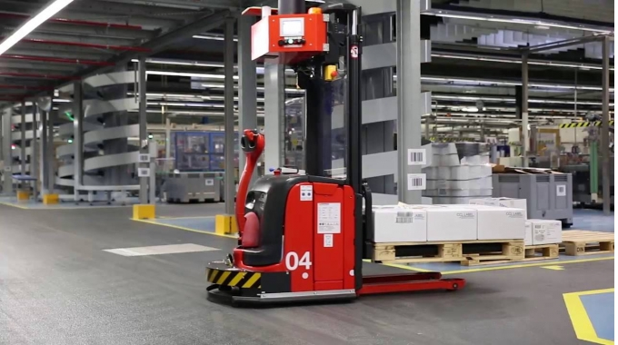Automated Guided Vehicle - EK Automation - Medley XL