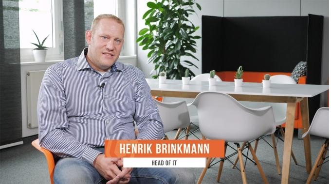 Ask a Hero - Henrik (Development)