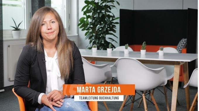 Ask a Hero - Marta (Buchhaltung)