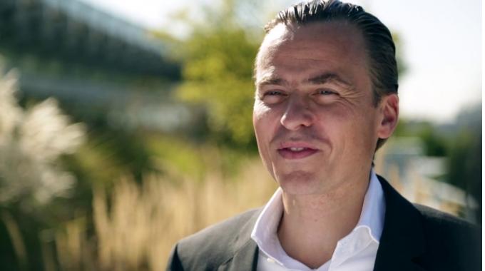 """Ansgar Heise: """"Familienunternehmer des Jahres 2017""""."""