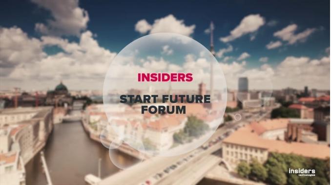 start future forum | Impulse für den Berufseinstieg von jungen Talenten