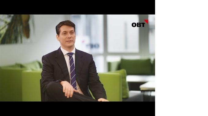 OBT als Arbeitgeber – Olivier Huguenin