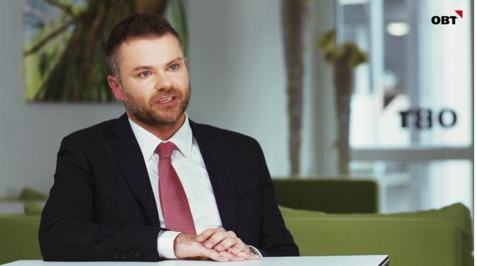 OBT als Arbeitgeber – Claude Rohrer