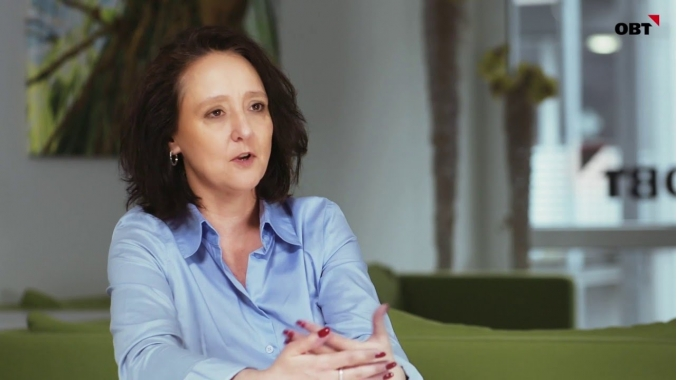 OBT als Arbeitgeber – Arlette Mettille Bertschinger