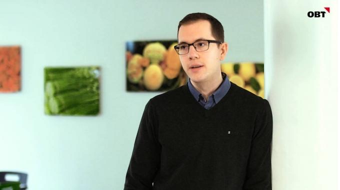 OBT als Arbeitgeber – Serge Egger