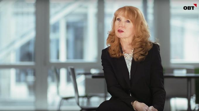OBT als Arbeitgeber – Yvonne Ried