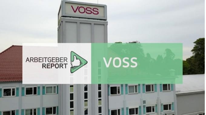 Arbeitgeberreport VOSS